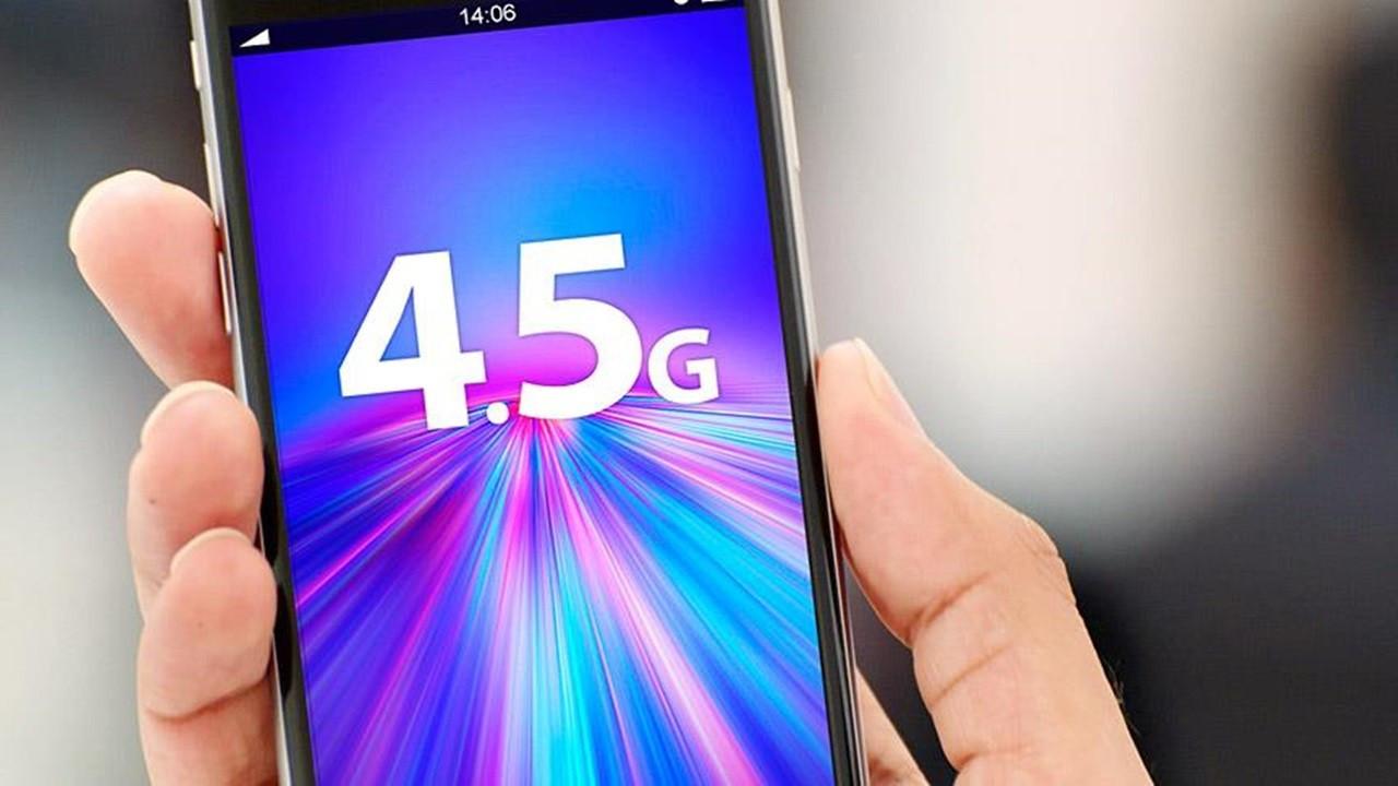 4,5G ile 'cep'te internet kullanımı 9,3 kat arttı