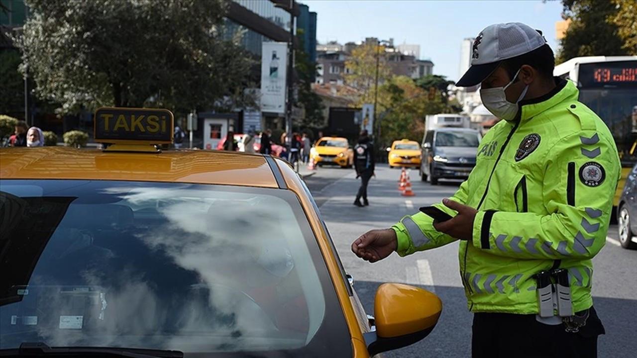 742 taksiye cezai işlem