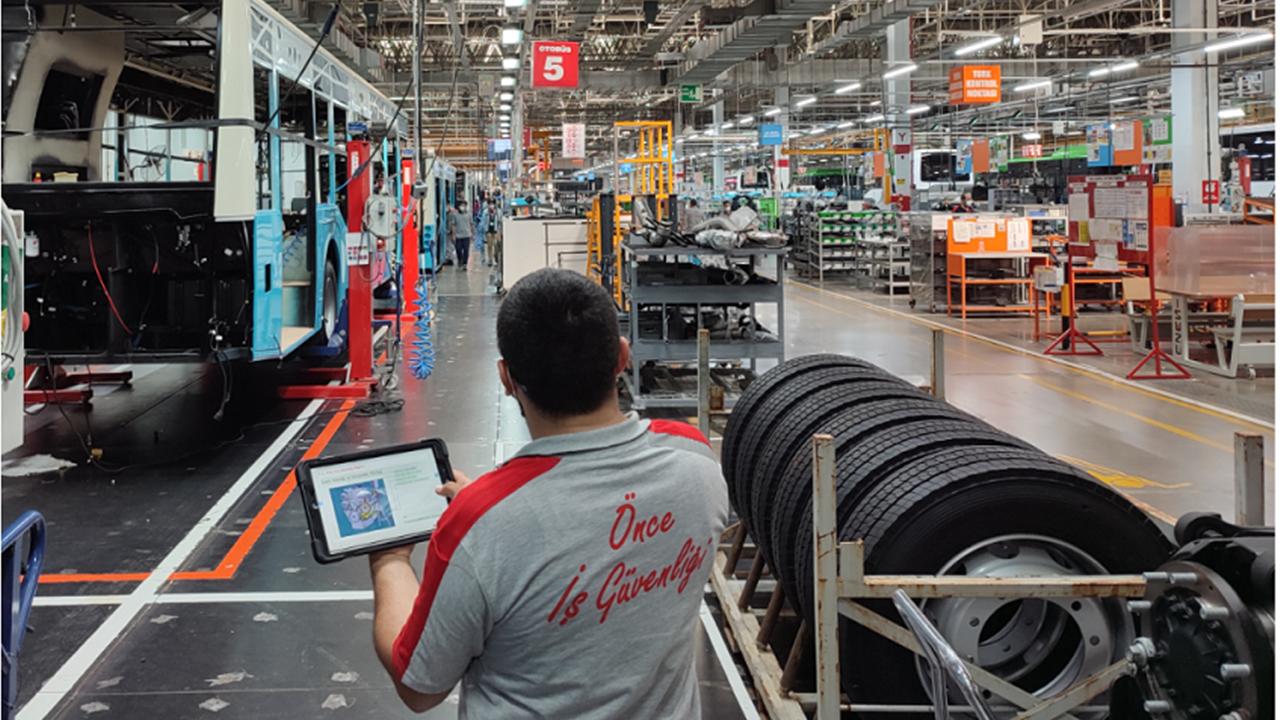 Anadolu Isuzu, 'Akıllı Fabrika' ile kalitede çıtayı yükseltiyor