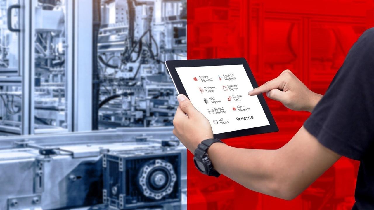 Anadolu Isuzu ve Vodafone Business'tan ticaride bir ilk
