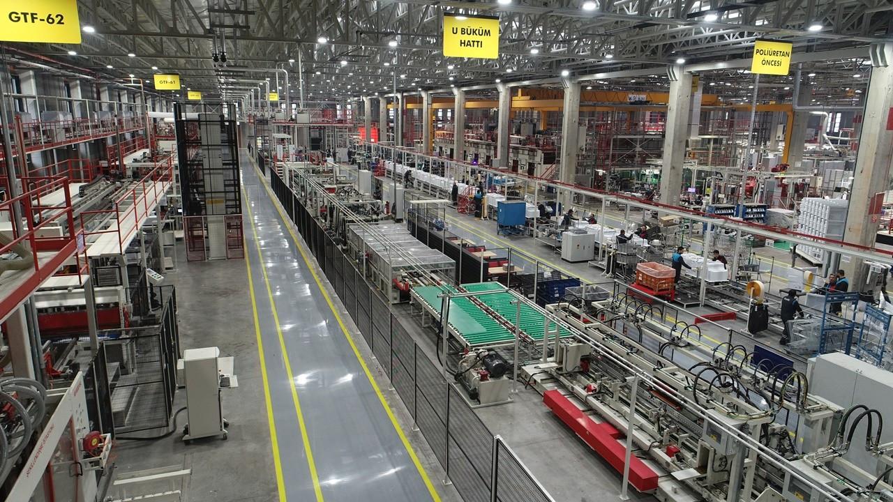 Arçelik Eskişehir Fabrikası, dünyanın en gelişmiş üretim merkezleri arasına girdi