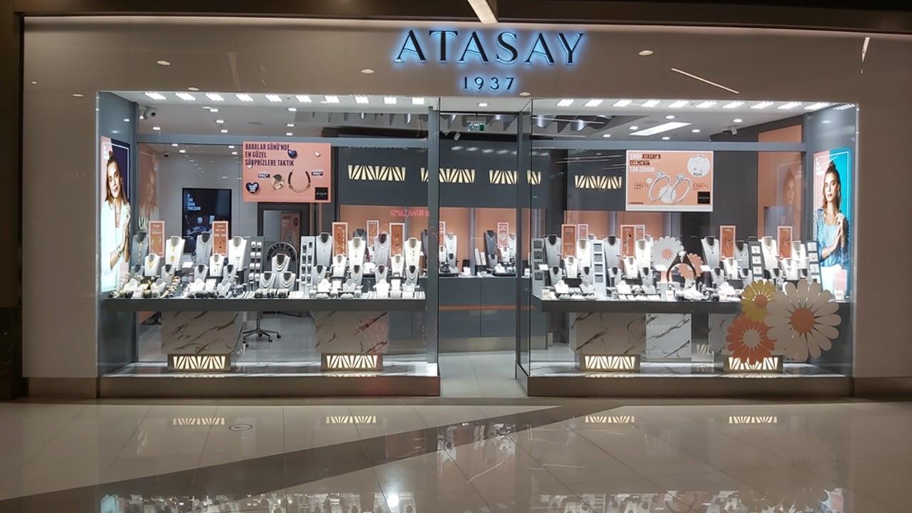 Atasay, yurtiçi mağaza sayısını 153'e çıkardı