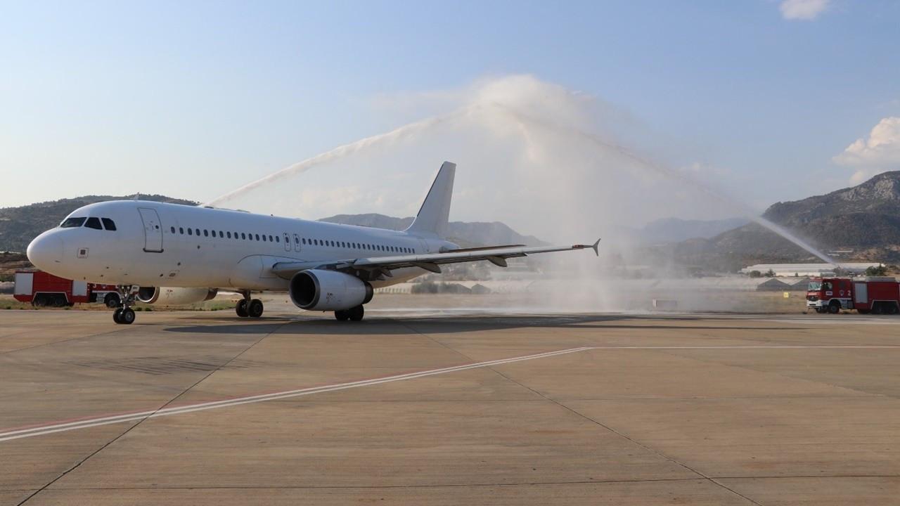 Avion Express'in Gazipaşa-Alanya seferleri başladı