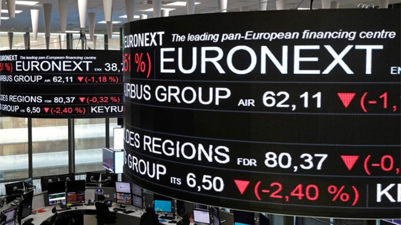 Avrupa borsaları, sert düşüşle kapandı