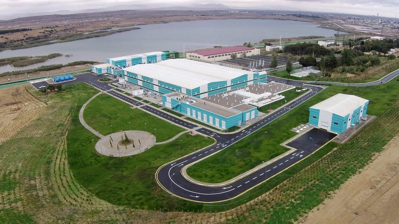 Azerbaycan'ın içme suyunu Akkim arıtacak