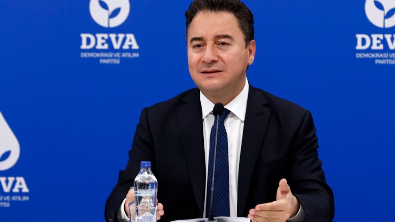 Babacan'dan Cumhurbaşkanlığı adayı açıklaması