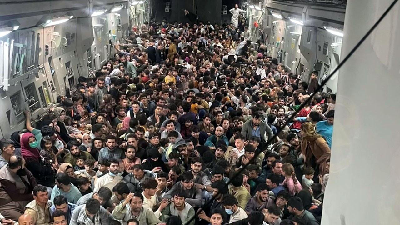 Beyaz Saray, Afganistan'dan uçuşları kızamık nedeniyle durdurdu