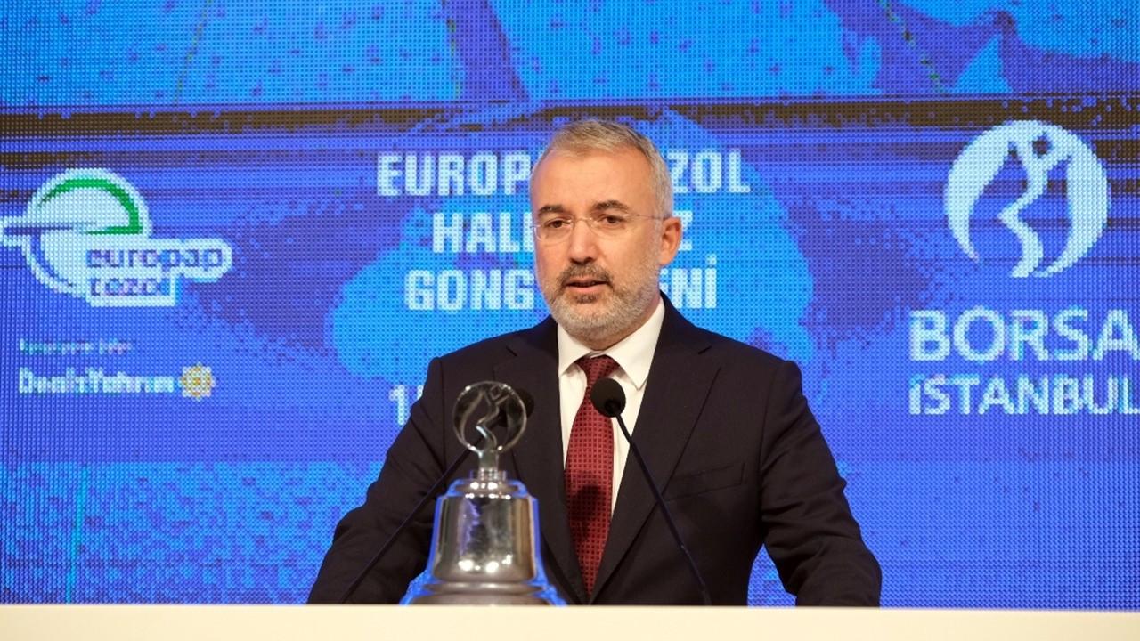Borsa İstanbul Genel Müdürü Ergun: Sürdürülebilirlik endeksinde çıta yukarıya çıktı