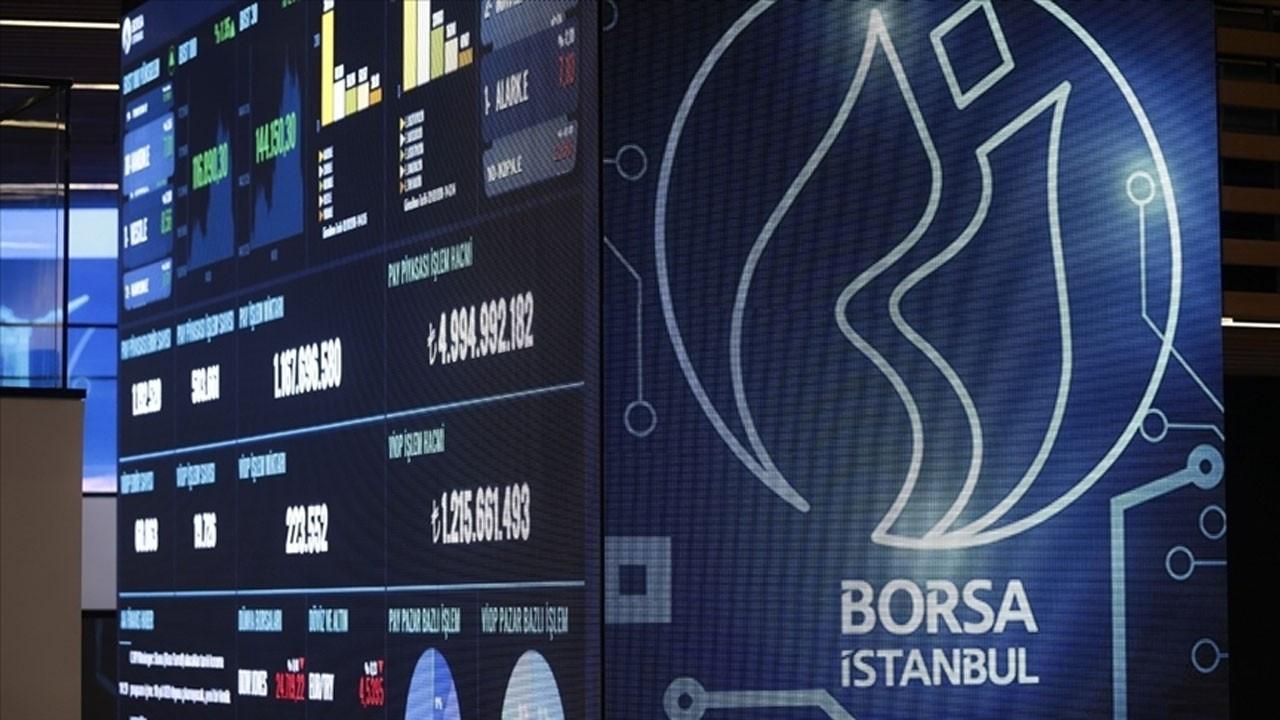 Borsa İstanbul'da kayıp yüzde 1,5'i aştı