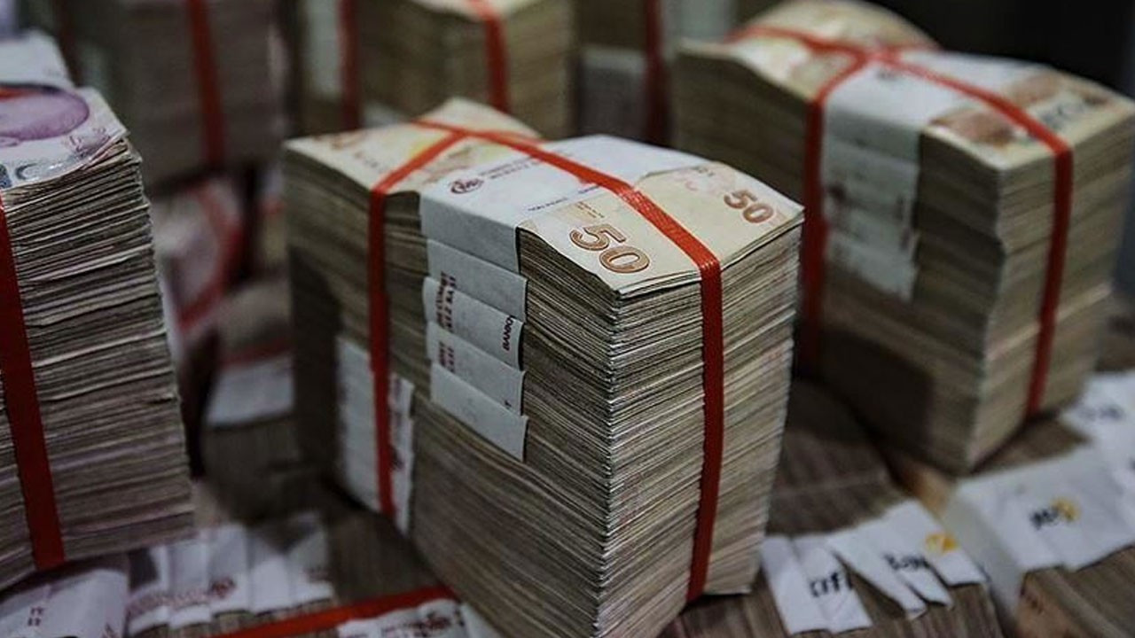 Brüt borç stoku 2 trilyon 41,7 milyar lira