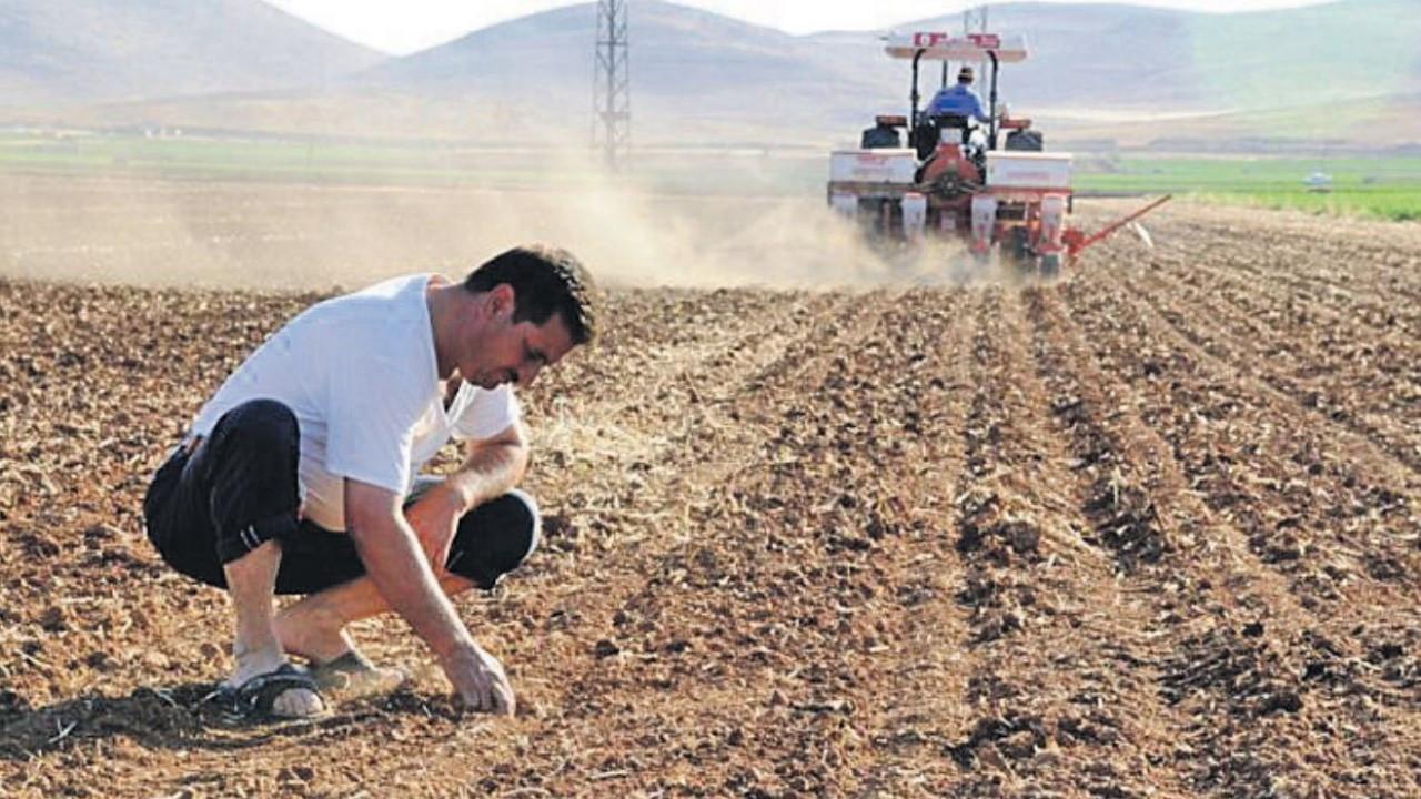 Çiftçi, 41 ilde ekim için 'kuraklık desteği' bekliyor