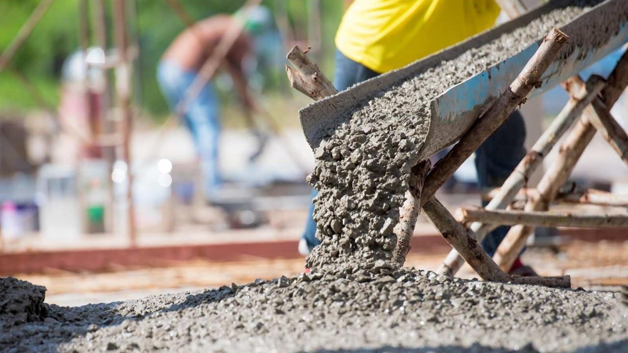 Çimentoda iç satışlar artarken, ihracat geriledi