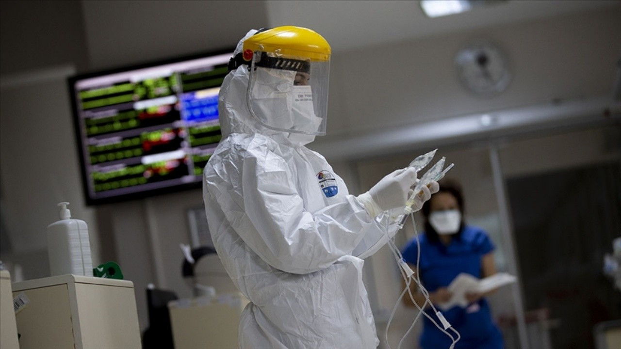 COVID-19'da 24 bin yeni vaka, 186 ölüm