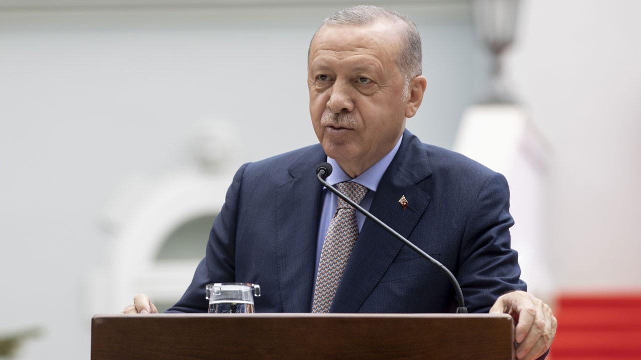 Cumhurbaşkanı Erdoğan: Dünya harp tarihini yeniden yazıyoruz