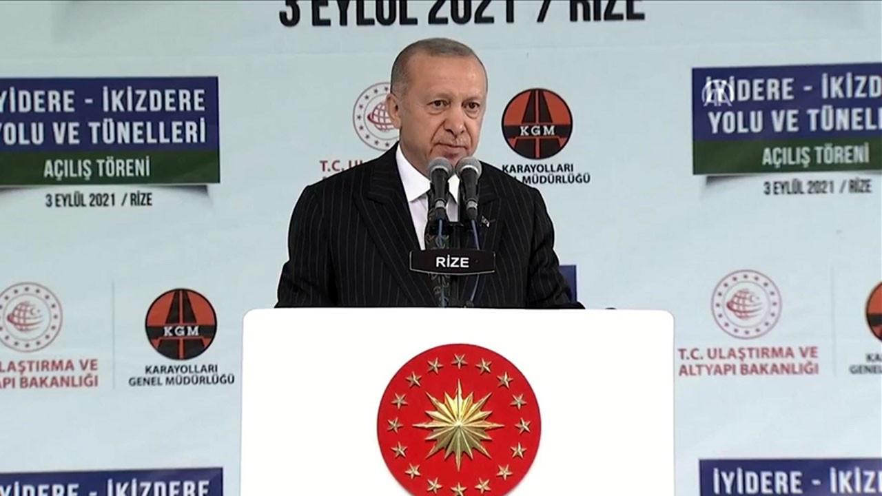 Cumhurbaşkanı Erdoğan: Enflasyon sadece bizim değil tüm dünyanın sorunudur