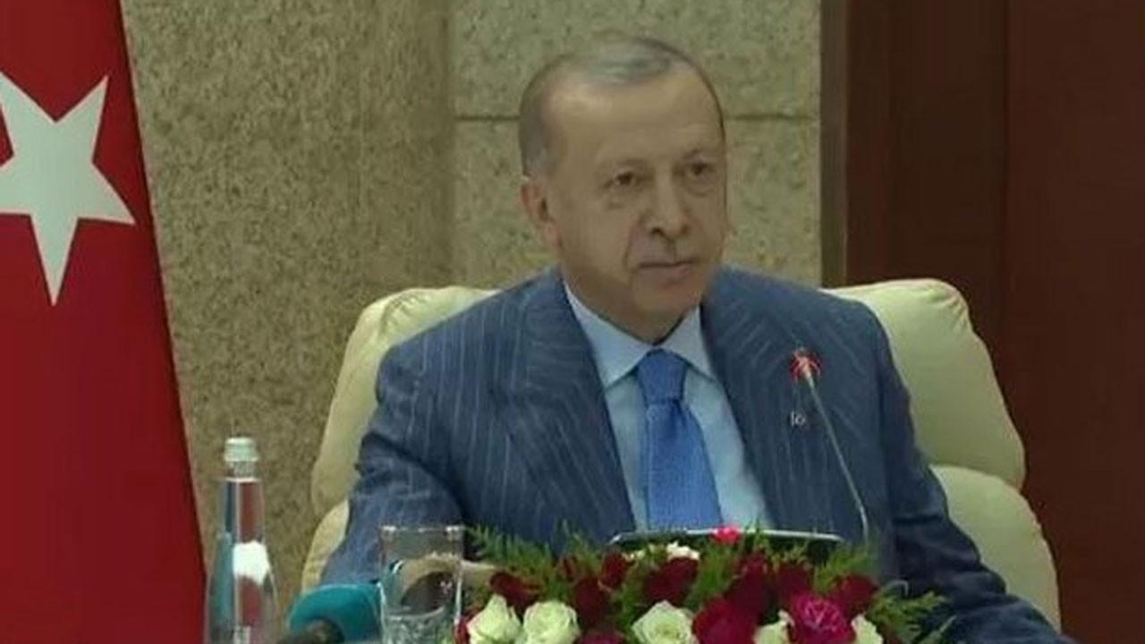 Cumhurbaşkanı Erdoğan: Togo'nun FETÖ'ye karşı desteği takdire şayandır