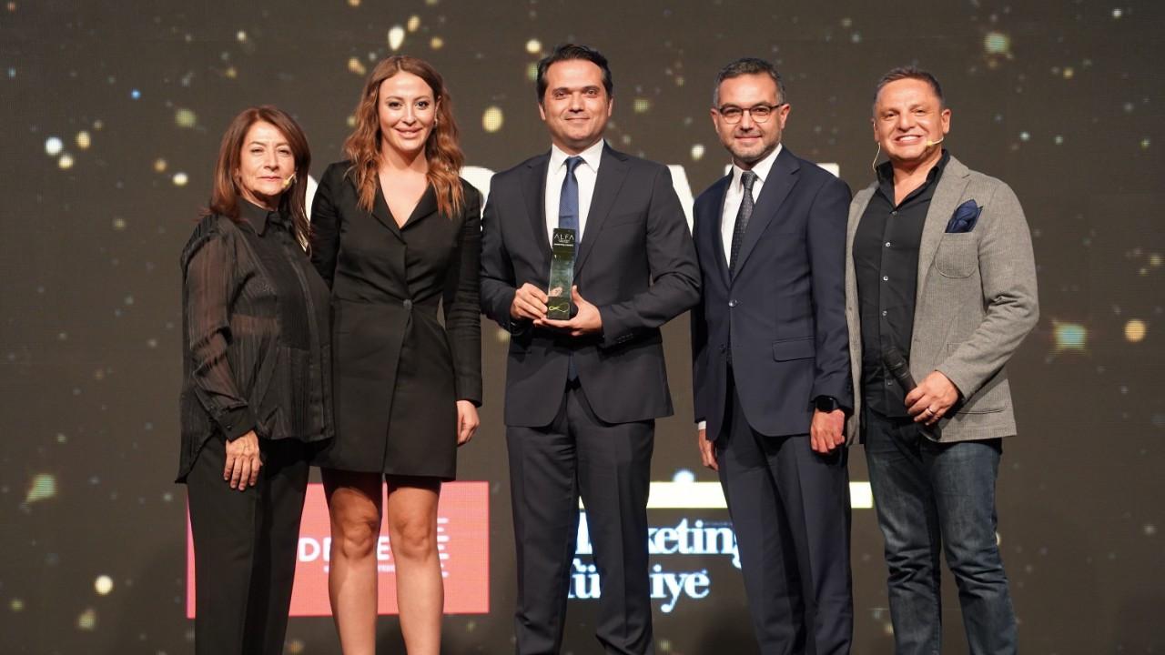 DAP Yapı'ya 'Yılın Tüketici Markası' ödülü