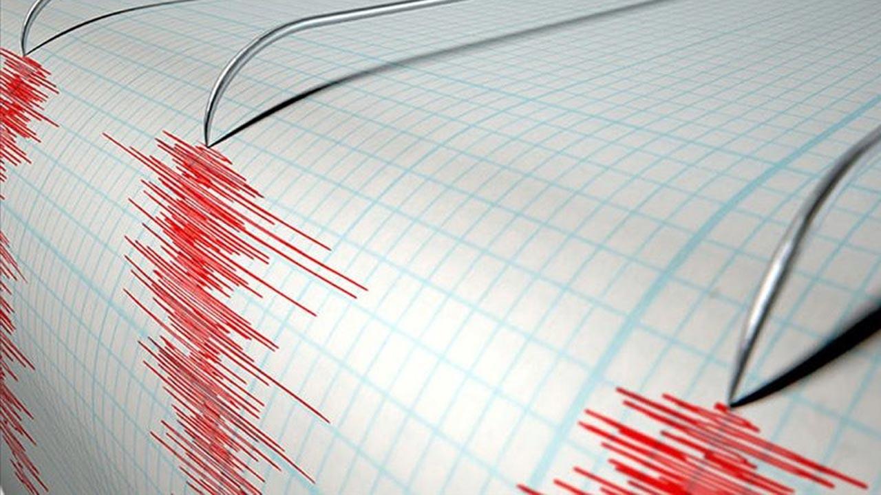 Datça'da 4,4 büyüklüğünde deprem