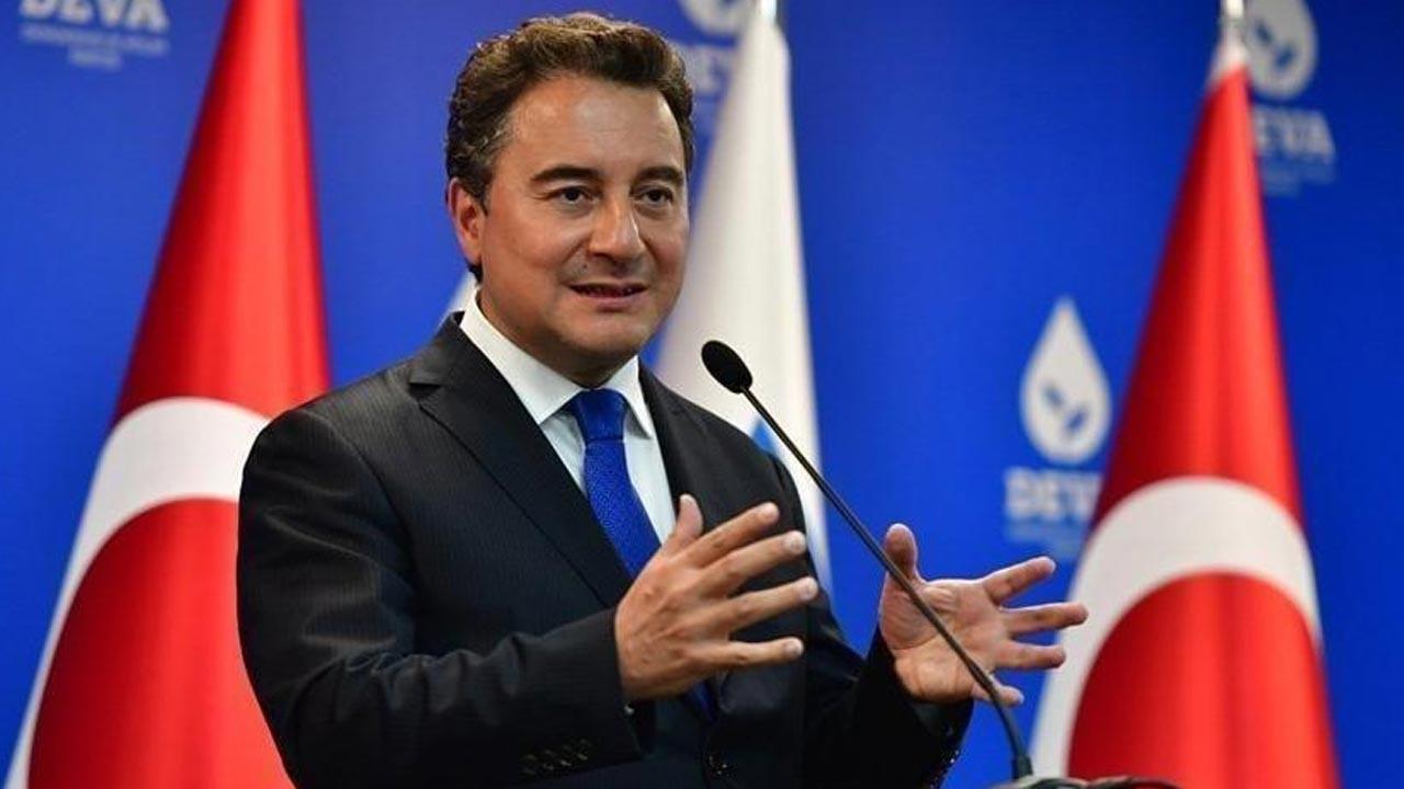 DEVA lideri Babacan: Seçimi açık farkla kazanmak gerekiyor