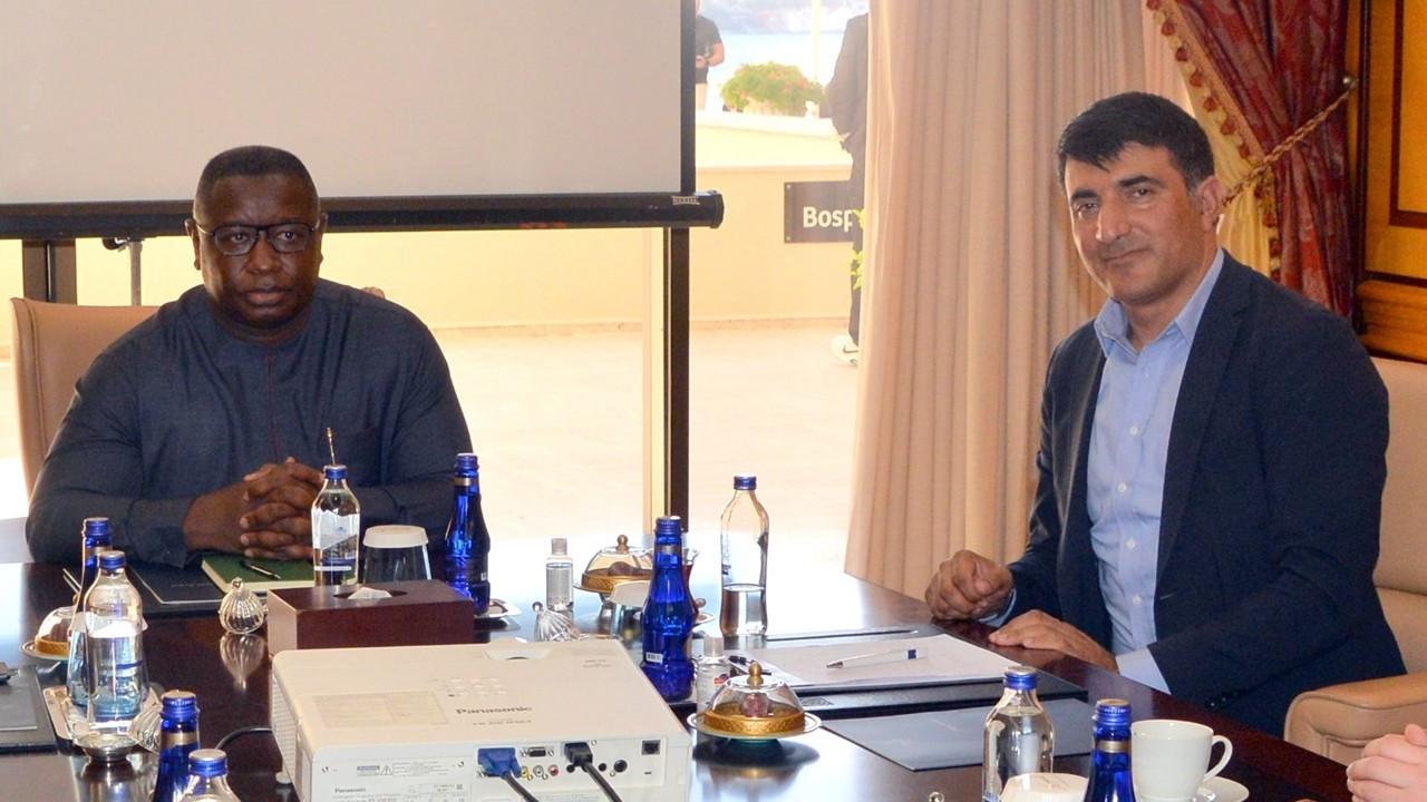 Dijital varlık CYCE, Afrika'ya açılıyor