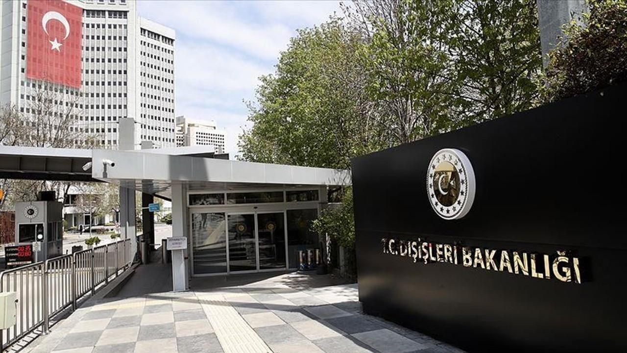 Dışişleri Bakanlığından Güney Avrupa Zirvesi ortak bildirisine tepki