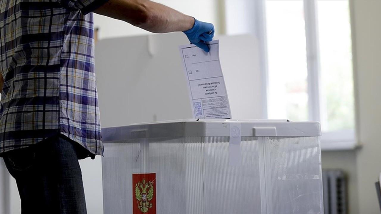 Duma seçimlerinden Putin'in partisi birinci çıktı
