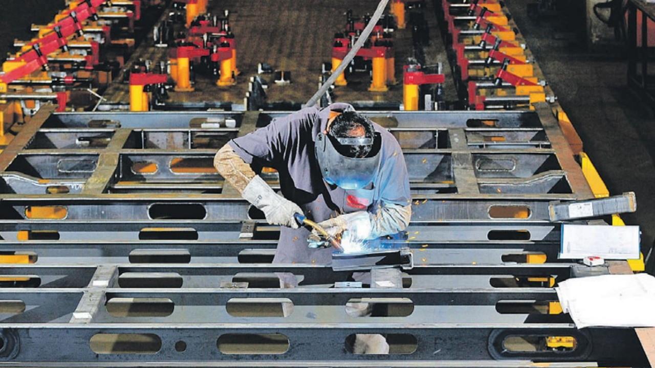 Erciyas Holding, vagon üretimi için düğmeye bastı