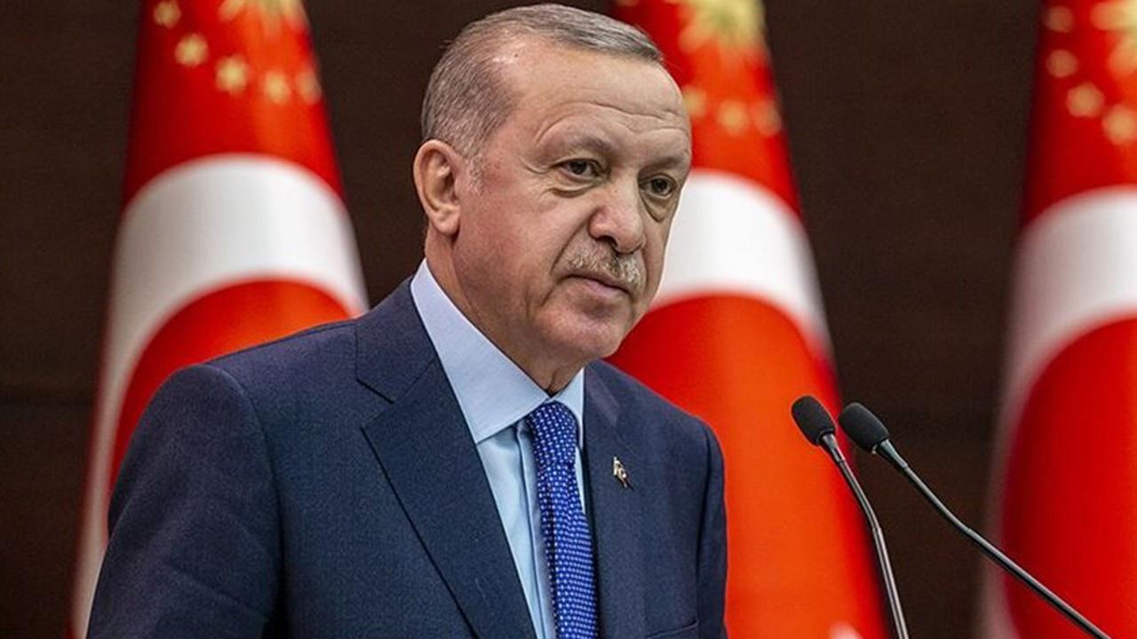 Erdoğan, Mario Draghi ile görüştü
