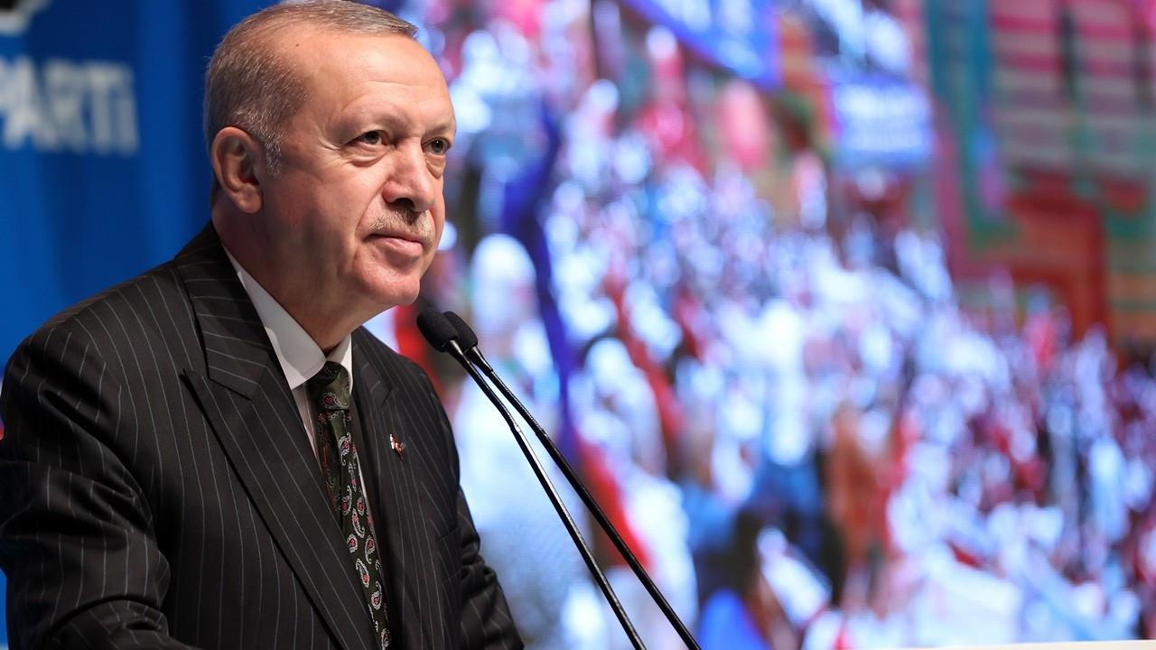 Erdoğan: Z kuşağı, Y kuşağı burada