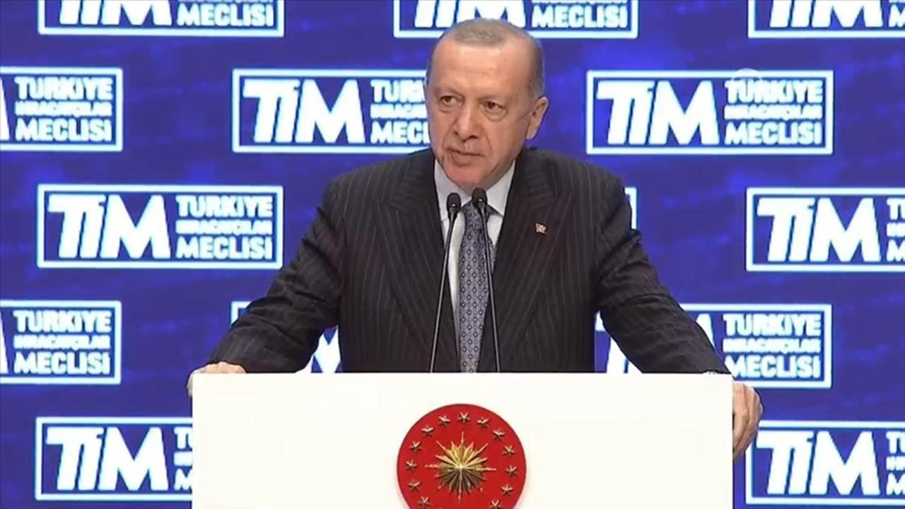 Erdoğan'dan ihracat değerlendirmesi: Türkiye kritik eşiği yakaladı
