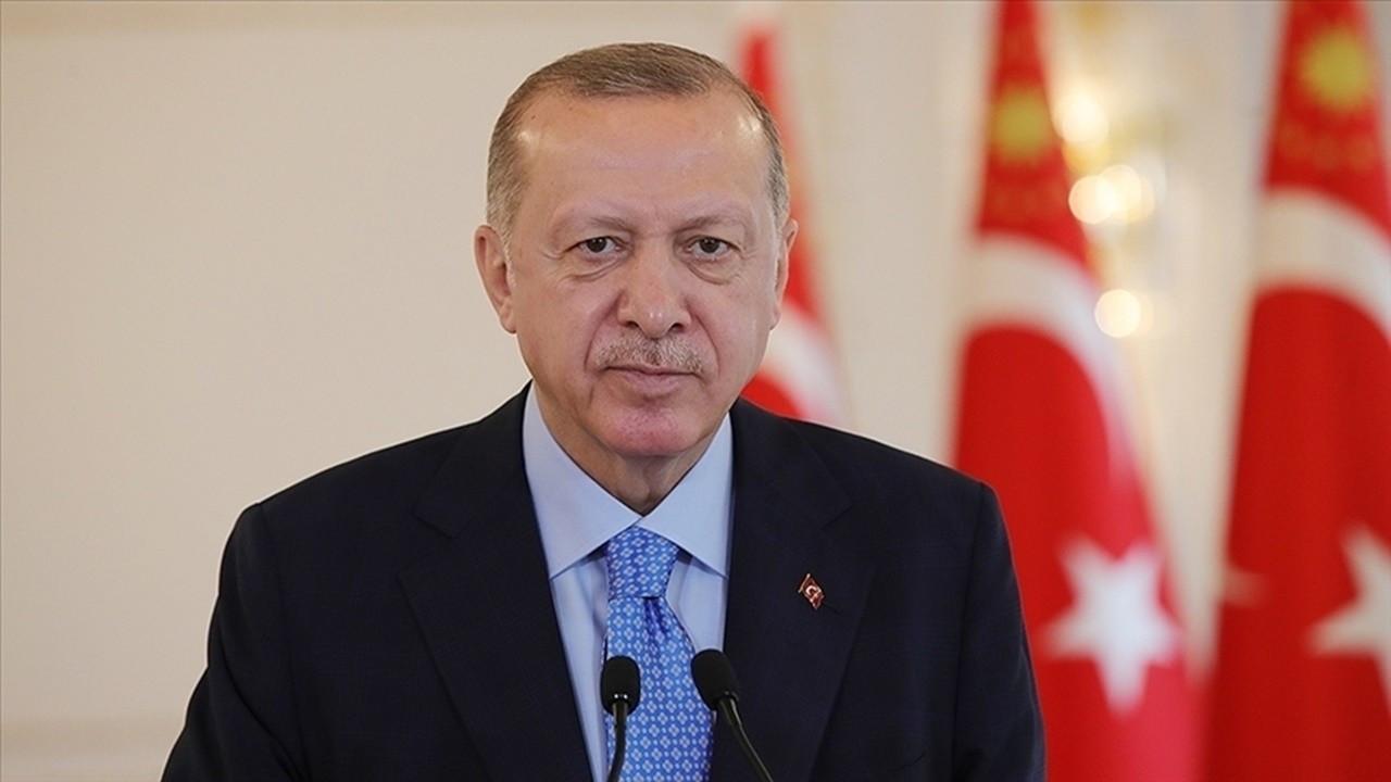 Erdoğan'dan yüz yüze eğitim açıklaması ve aşı çağrısı