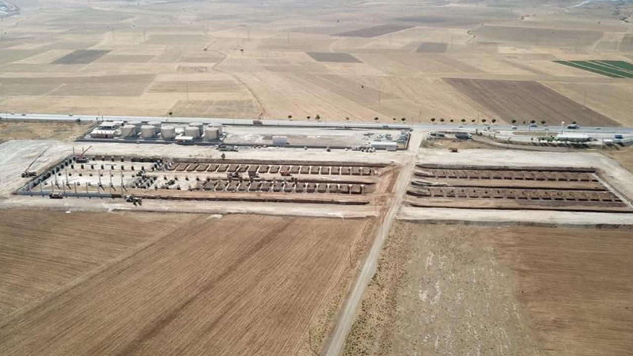 Eren Holding'den Bitlis'e iplik üretim fabrikası