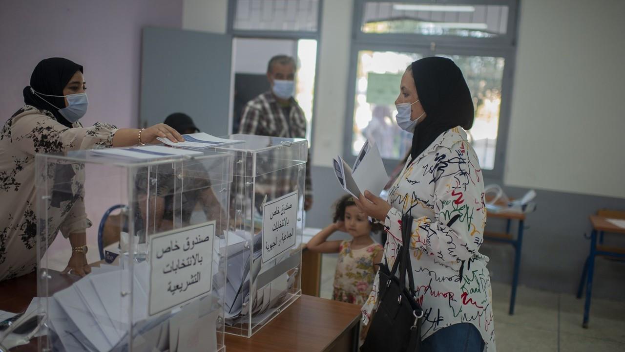Fas'ta seçimin galibi Milli Bağımsızlar Birliği