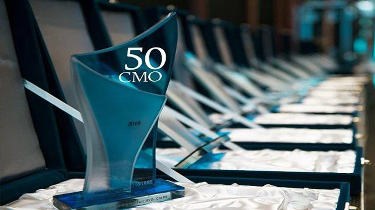 """Fortune Türkiye """"En Etkin 50 CMO"""" listesi açıklandı"""