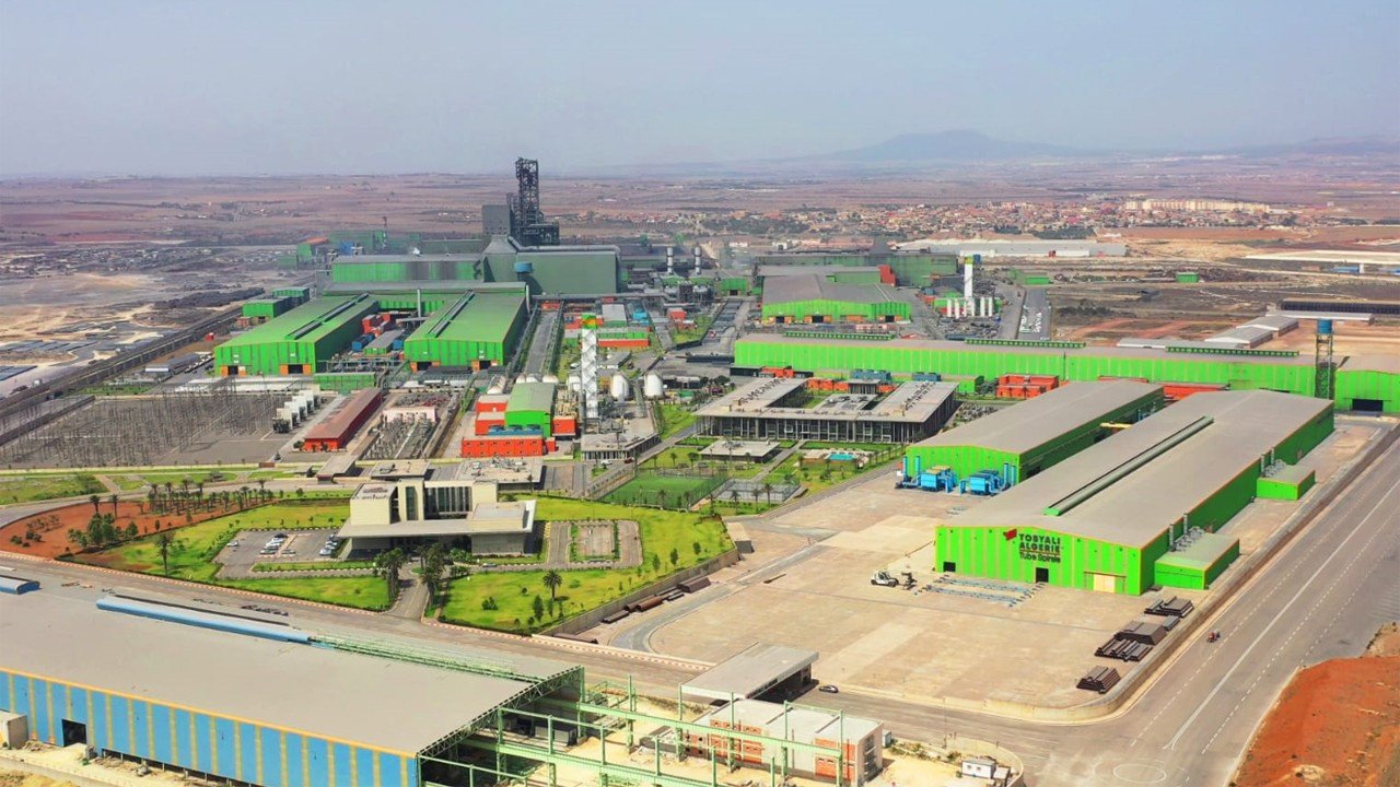 Fuat Tosyalı: Dünyanın en yeşil ve en çevreci çeliğini üreten tesisler arasındayız
