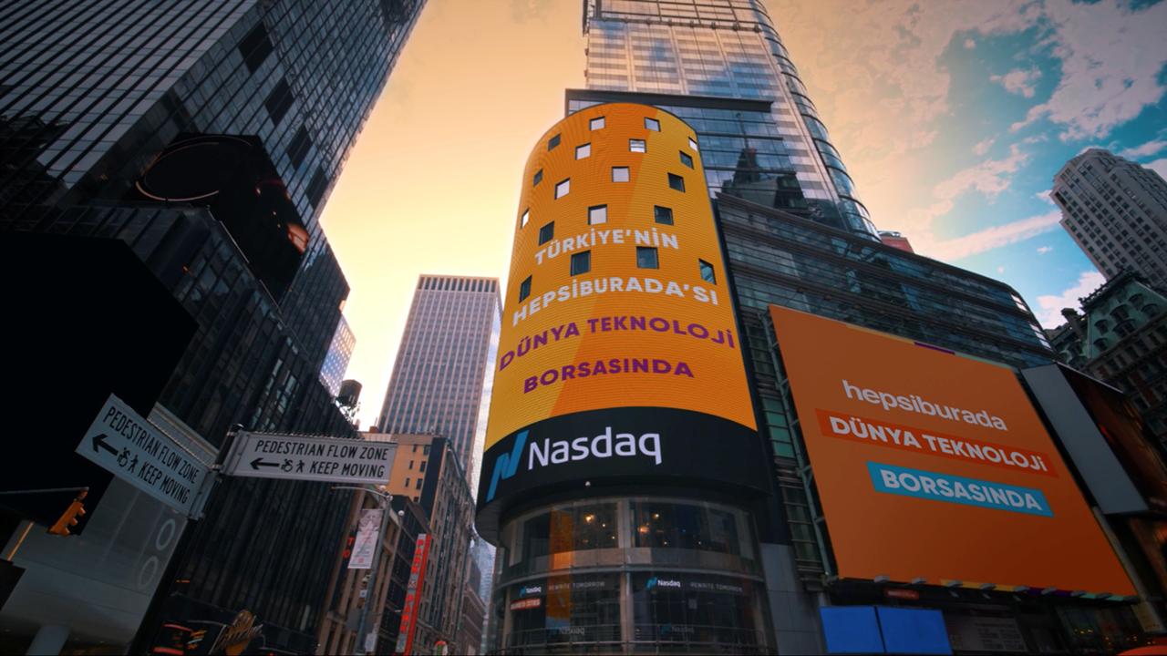 Hepsiburada, platform satışlarını ilk yarıyılda yüzde 58,2 artırdı
