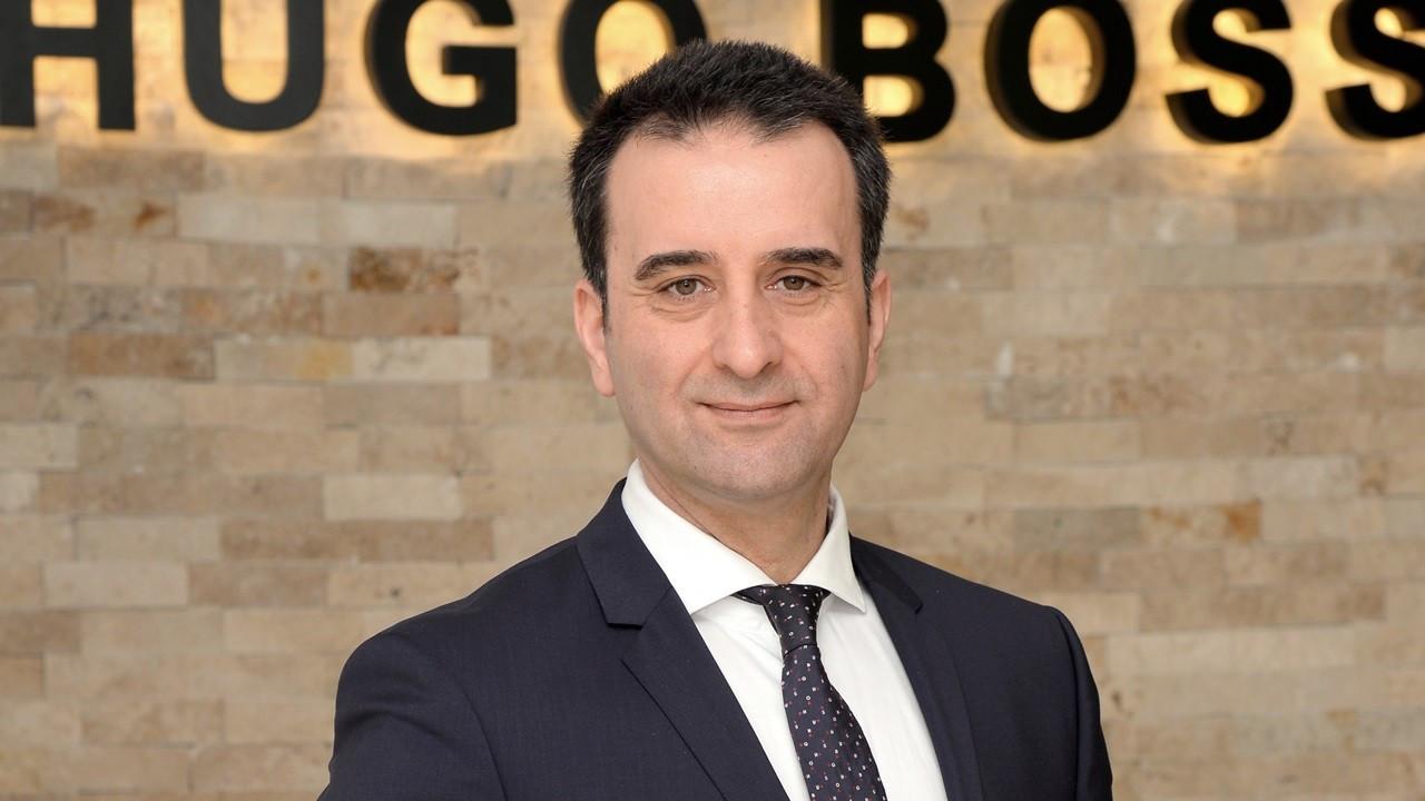 Hugo Boss Tekstil'in yeni Genel Müdürü Arif Kaya oldu