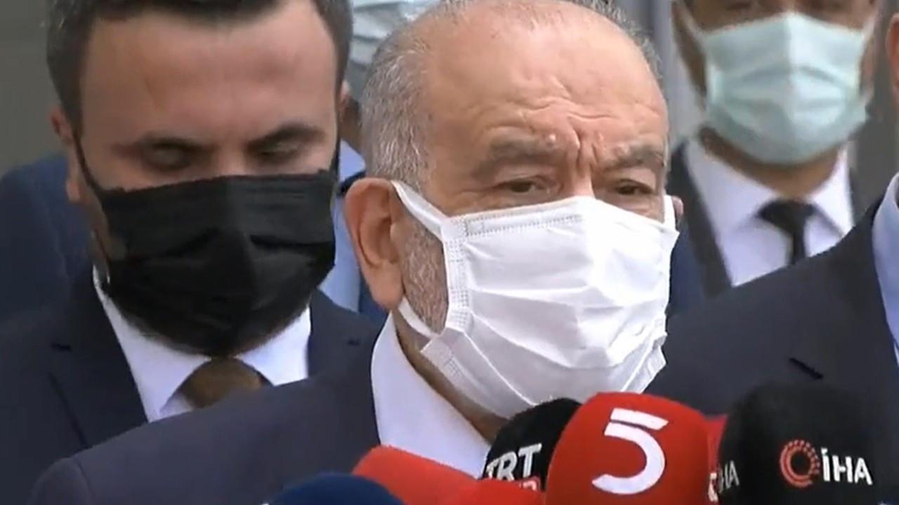 Karamollaoğlu'dan Asiltürk'ün durumuyla ilgili açıklama