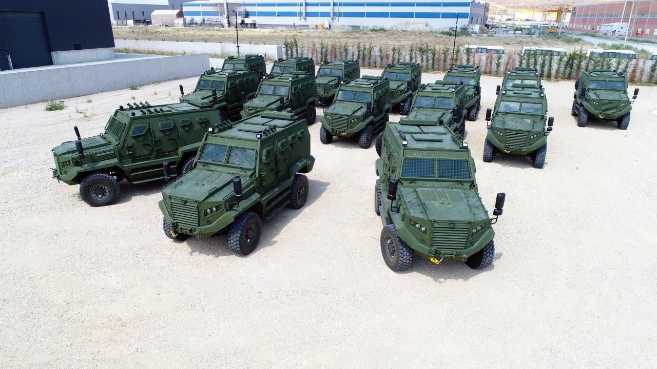 Katmerciler'den 118 zırhlı araçlık ihaleye ilişkin açıklama