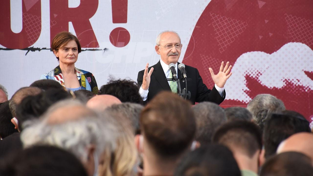 Kılıçdaroğlu: Bizim üstlendiğimiz görev tarihsel bir görevdir