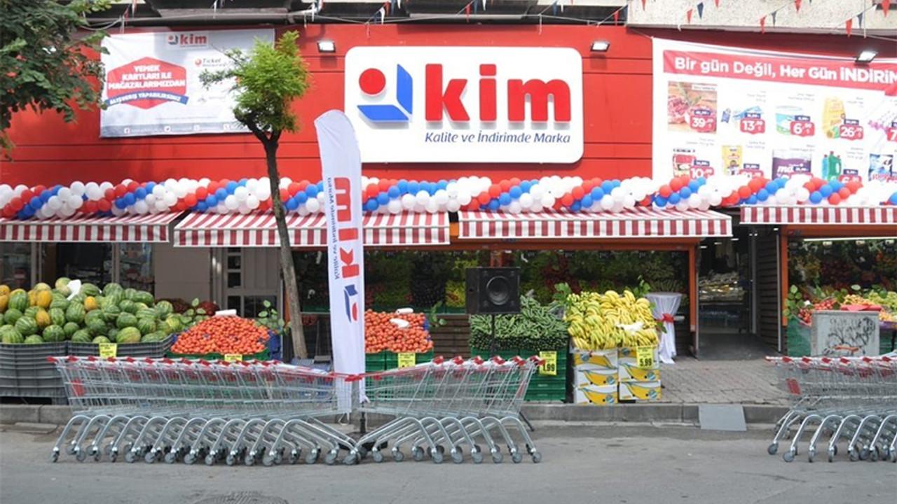 Kim Market'ten, 227,5 milyon liralık halka arz
