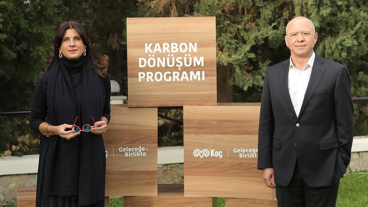 Koç Holding, 'Karbon Dönüşüm Programı'nı başlattı