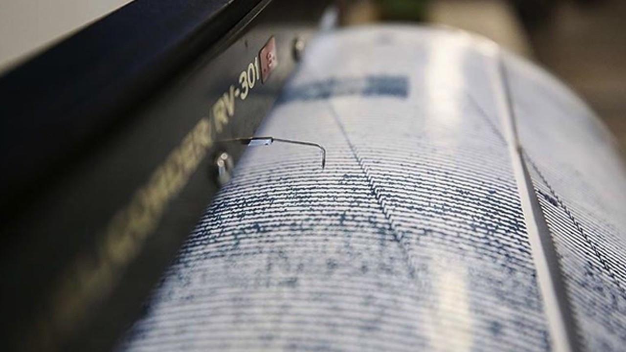 Kumluca açıklarında 4.5 büyüklüğünde deprem