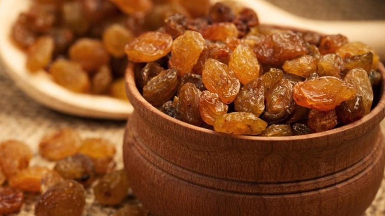 Kuru üzüm alım tarihi belli oldu
