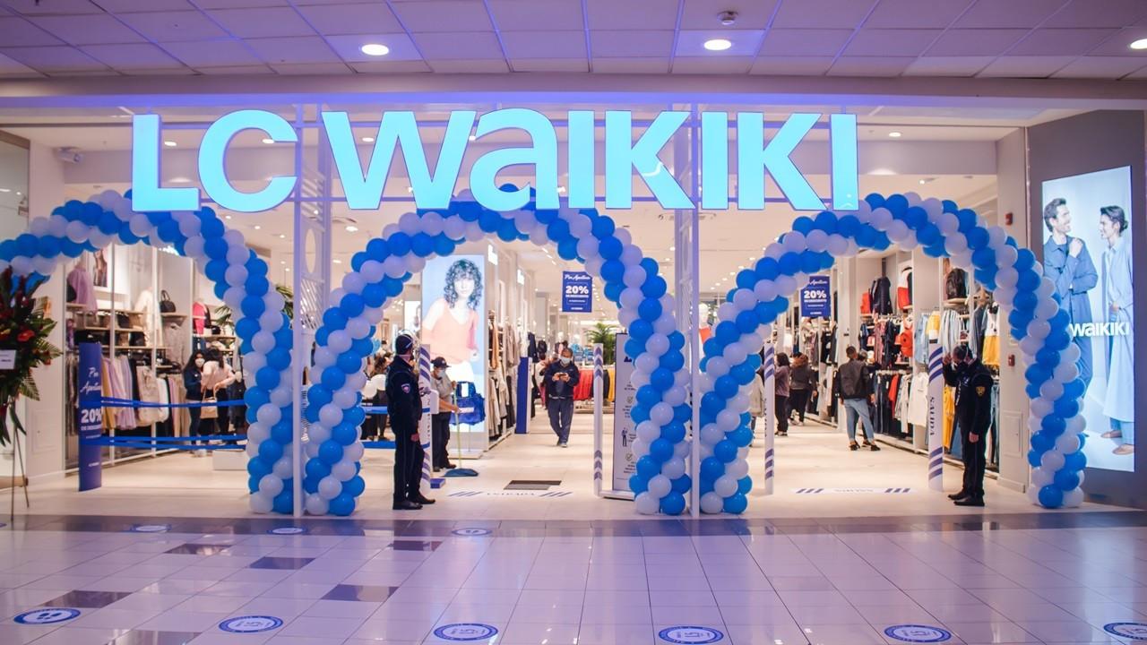 LC Waikiki, Güney Amerika pazarına giriş yaptı