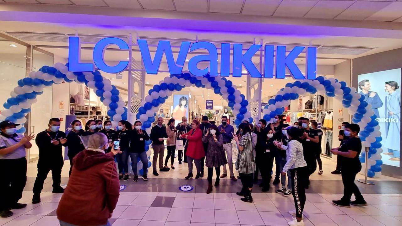 LC Waikiki, Peru ve Ekvador'da mağaza açtı