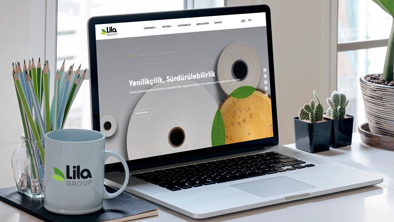 Lila Group, web sitesini yeniledi