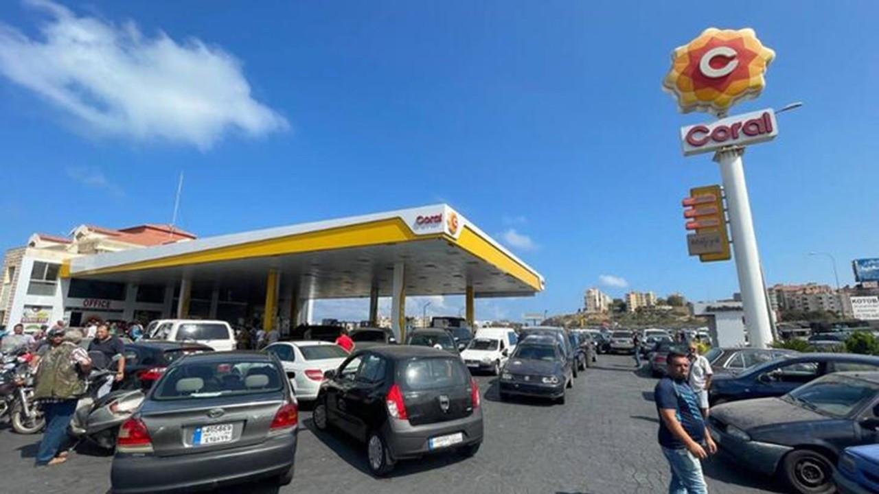 Lübnanlı gaz şirketi Coral, istasyonlarını kapattı