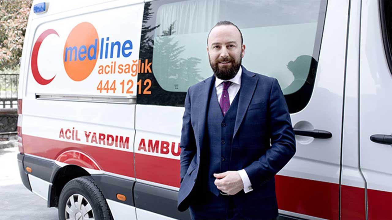 Medline'ın, yeni Genel Müdürü Başar Ezer oldu