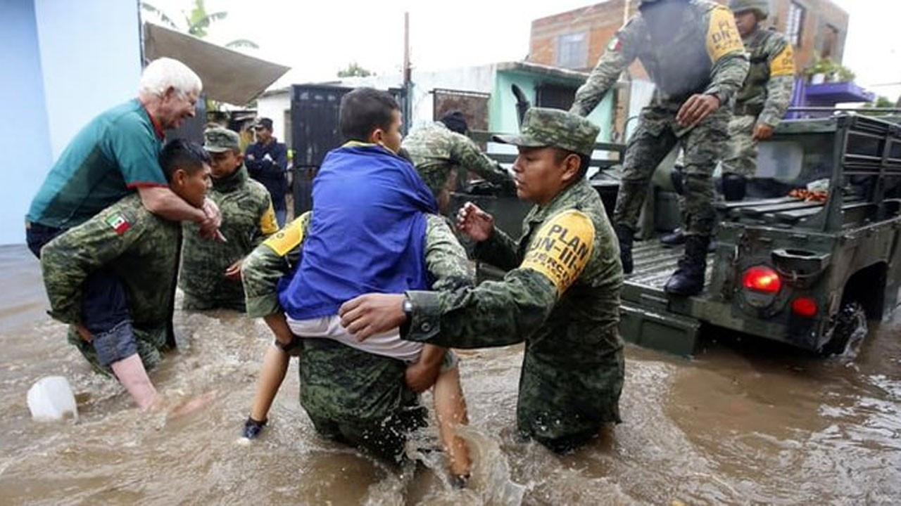 Meksika'da su basan hastanede 16 hasta öldü